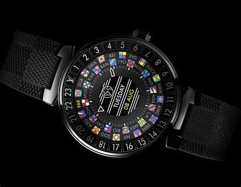 release louis vuitton tambour horizon