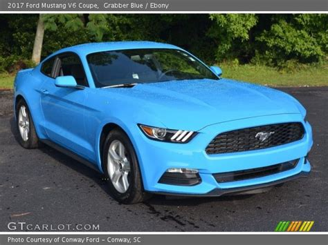 2017 Ford Mustang V6 Specs by Grabber Blue 2017 Ford Mustang V6 Coupe Interior