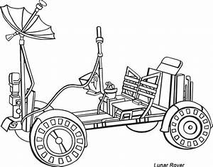 NASA Moon Buggy Drawings - Pics about space