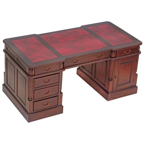 des bureau bureau anglais plateau bristol meuble de style