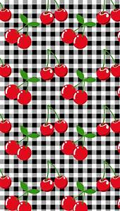 Red cherries Wallpaper | °•.~CuTe WalLpaPers ...