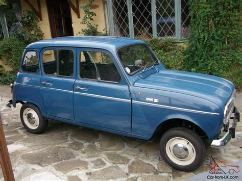 Renault 4 For Sale by Renault 4 4tl Tl 850 1967
