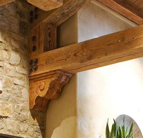 Corbel Beam by Ceiling Beam With Corbels I Think My Would Like