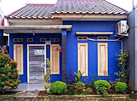 inspirasi desain rumah minimalis biaya  jutaan