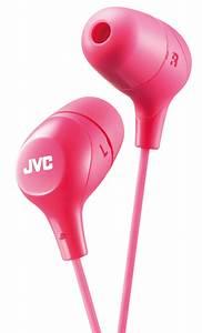 JVC HA-FX38PE: Inner ear headphone - pink at reichelt ...