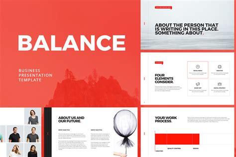 balance   template