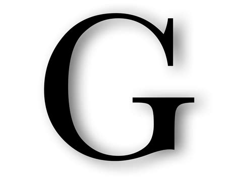 letter g the letter g history day by day