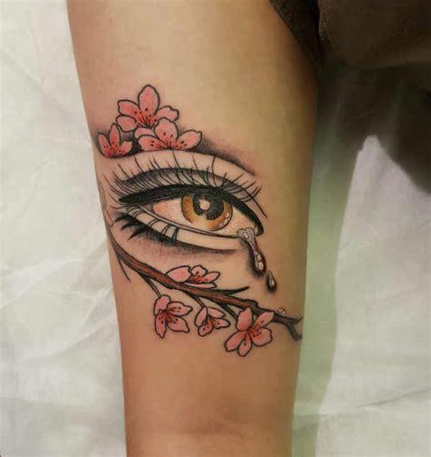 tatuaggio fiore ciliegio tatuaggi fiori di ciliegio significato idee e foto