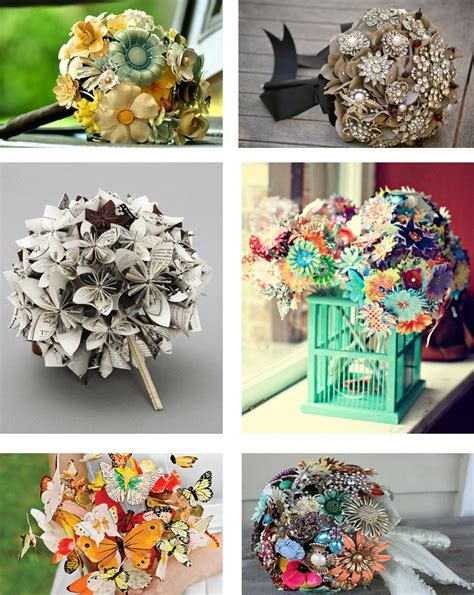 Wedding Wednesday: Not Your Typical Bouquet Wedding
