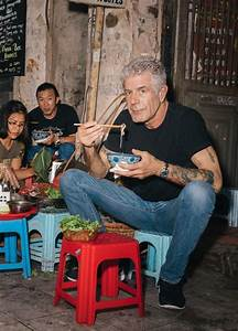 Anthony Bourdain's Moveable Feast | The New Yorker