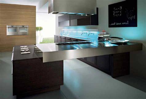cuisine de luxe design une cuisine design futuriste vue par les yeux des