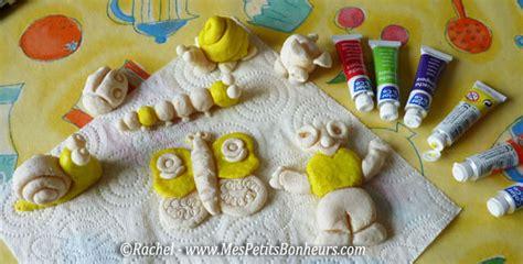 peindre la pate a sel p 226 te 224 sel mod 232 les pour les enfants escargot coccinelle tortue chenille etc