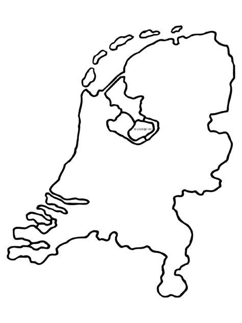 Kleurplaat Nederland Provincies by Kleurplaat Nederland Provincies Kleurplaat