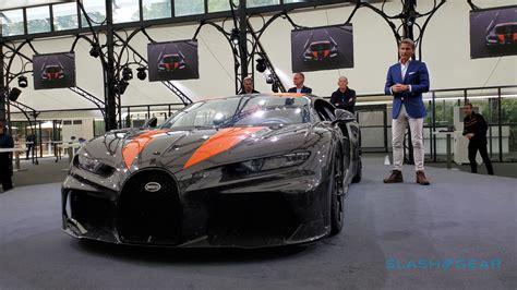 What does bugatti chiron (2016) mean? Bugatti Chiron Super Sport 300+ is a $3.9m record-breaker you can buy - SlashGear