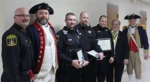 Kendall sheriff's deputies honored by County Board ...