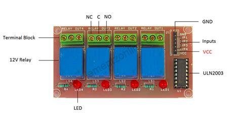 Interfacing Relay Boards Arduino Random Codes