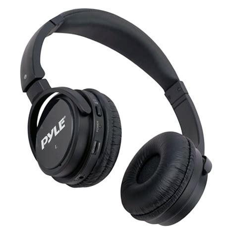 new pyle phpnc15 folding noise canceling headphones ebay