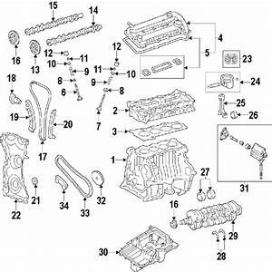 2009 Ford Escape Engine Diagram