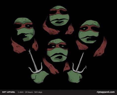 geek gear tmntqueen ninja rhapsody shirt