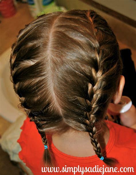 fun  creative toddler hairstyles