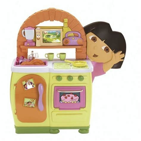 #buy Fisherprice Dora's Talking Kitchen  Cheap Toy Sale