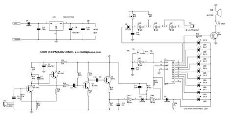 car parking circuit automotive circuits nextgr