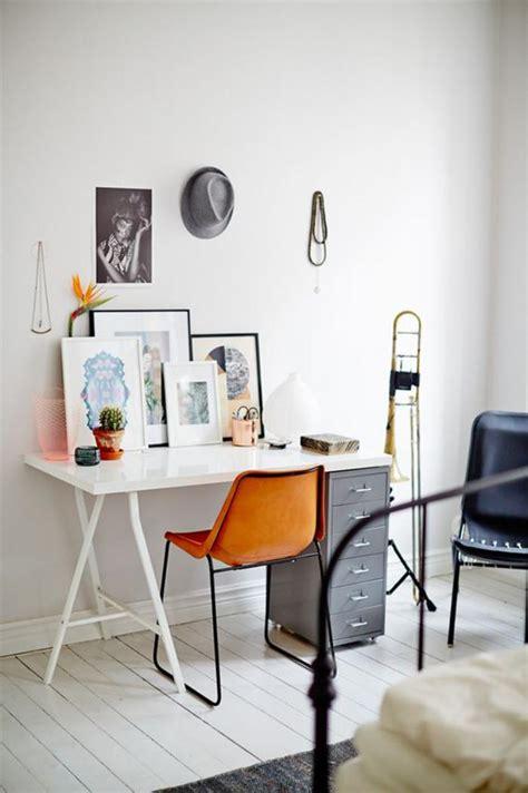 petit bureau scandinave aménagement d 39 un petit espace de travail le bureau style