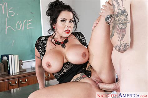 Sheridan Love And Buddy Hollywood In My First Sex Teacher