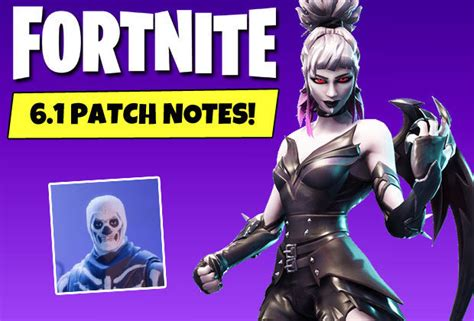 'fortnite''s new halloween event is enough to give you nightmares. Fortnite 6.1 UPDATE: Patch Notes, Quad Launcher, Halloween ...