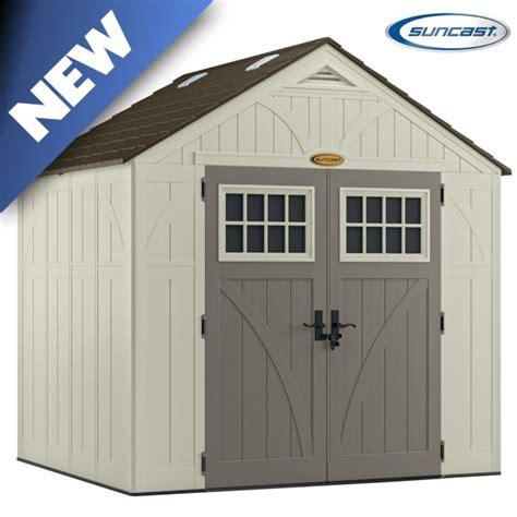 suncast tremont shed 8x7 suncast bms8700 tremont 4 shed 8x7