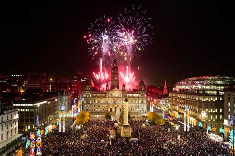 glasgow lights switch on cancelled due to
