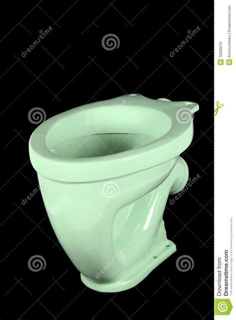 light green toilet bowl royalty  stock photo