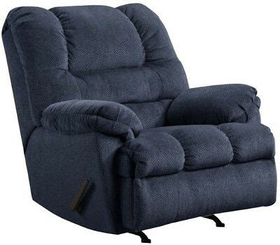 Large Rocker Recliner Chair by Large Blue Oversized Rocker Recliner Arm Chair Recliners