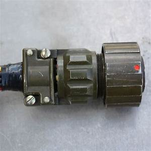 Military Spec Multipin Connector 19 Pin