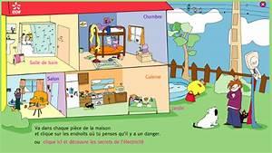 un jeu pour connaitre les dangers de lelectricite a la maison With electricite a la maison