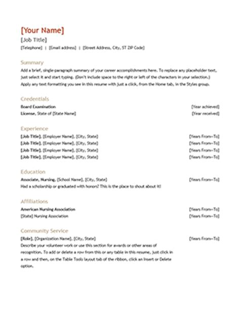 Chronological Resume And Cover Letter by Resume And Cover Letter Chronological Office Templates