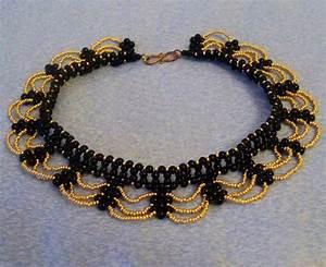 Free Pattern For Necklace Opera