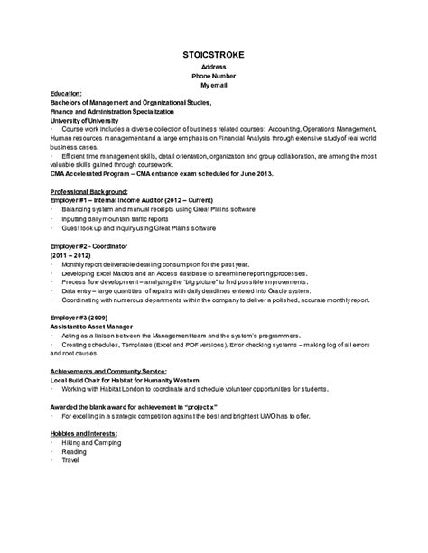 Best Buy Resume by How To Make A Resume For Best Buy Nozna Net