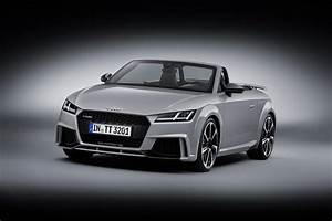Audi Tt Rs 2018 : 2018 audi tt rs roadster picture 673873 car review top speed ~ Medecine-chirurgie-esthetiques.com Avis de Voitures