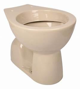 Stand Wc Mit Keramikspülkasten : stand wc in bahamabeige tiefsp ler aus keramik ~ Articles-book.com Haus und Dekorationen