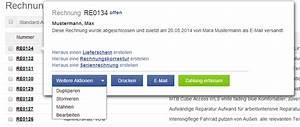 Französisch Die Rechnung Bitte : mit lexoffice rechnungen nachtr glich bearbeiten ~ Themetempest.com Abrechnung