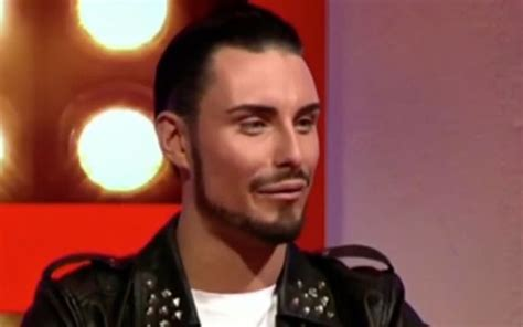 rylan clark neal laughed so his lip burst and