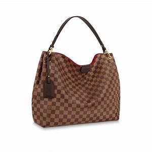 Tasche Louis Vuitton : graceful mm damier ebene canvas handtaschen louis vuitton ~ Watch28wear.com Haus und Dekorationen