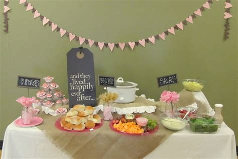 Bridal Shower Ideas - wedding wednesday themed bridal shower events