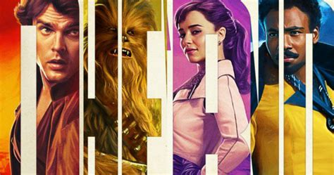 The Whole Squad's Here On This New Solo: A Star Wars Story ...