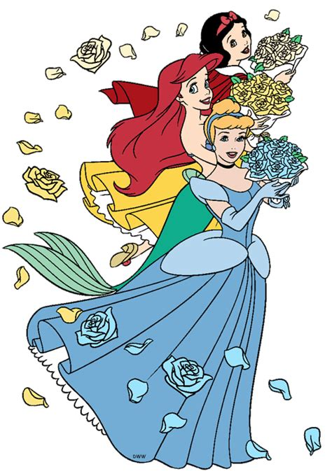 disney princesses clip art disney clip art galore