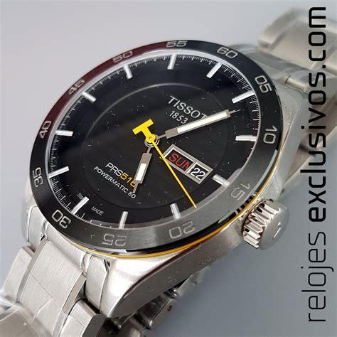 Tissot Prs 516 Powermatic 80 Daydate T1004301105100
