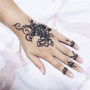 Henna Muster Schablone : henna muster vorlage hand ~ Frokenaadalensverden.com Haus und Dekorationen