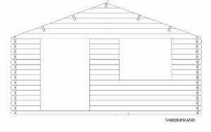 Blockbohlen 44 Mm : 44 mm gartenhaus 400x500 cm 4x5 m ger tehaus holzhaus blockhaus inkl fu boden ebay ~ Orissabook.com Haus und Dekorationen