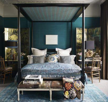 d o chambre bleu canard chambre bleu canard 30 idées d 39 aménagement à ne pas manquer